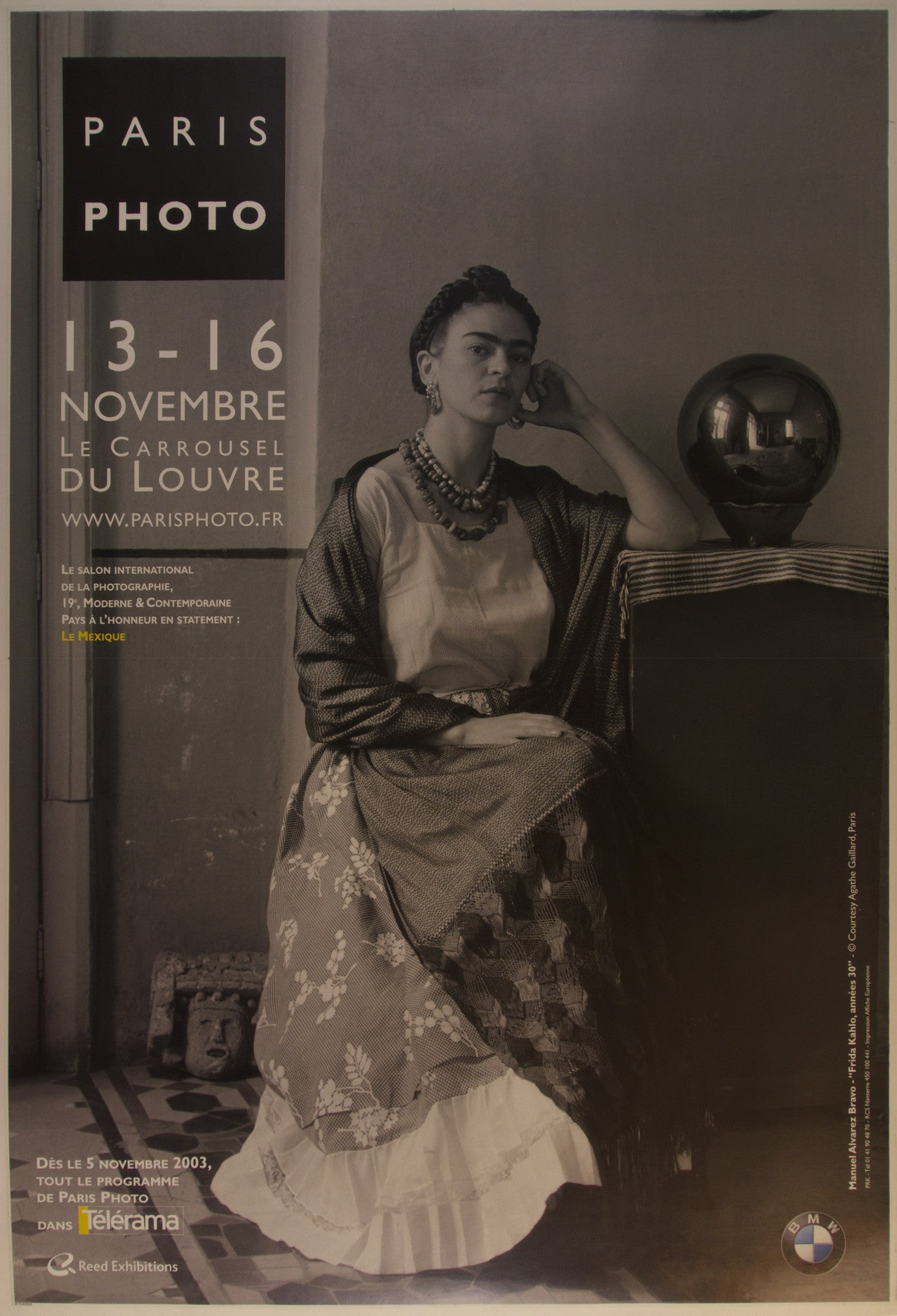 Paris Photo Frida Kahlo