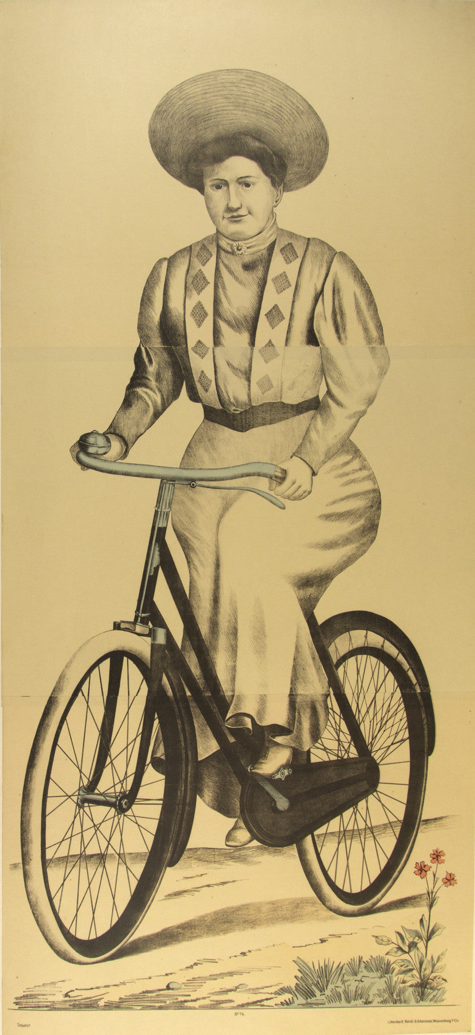 Bicycle Woman