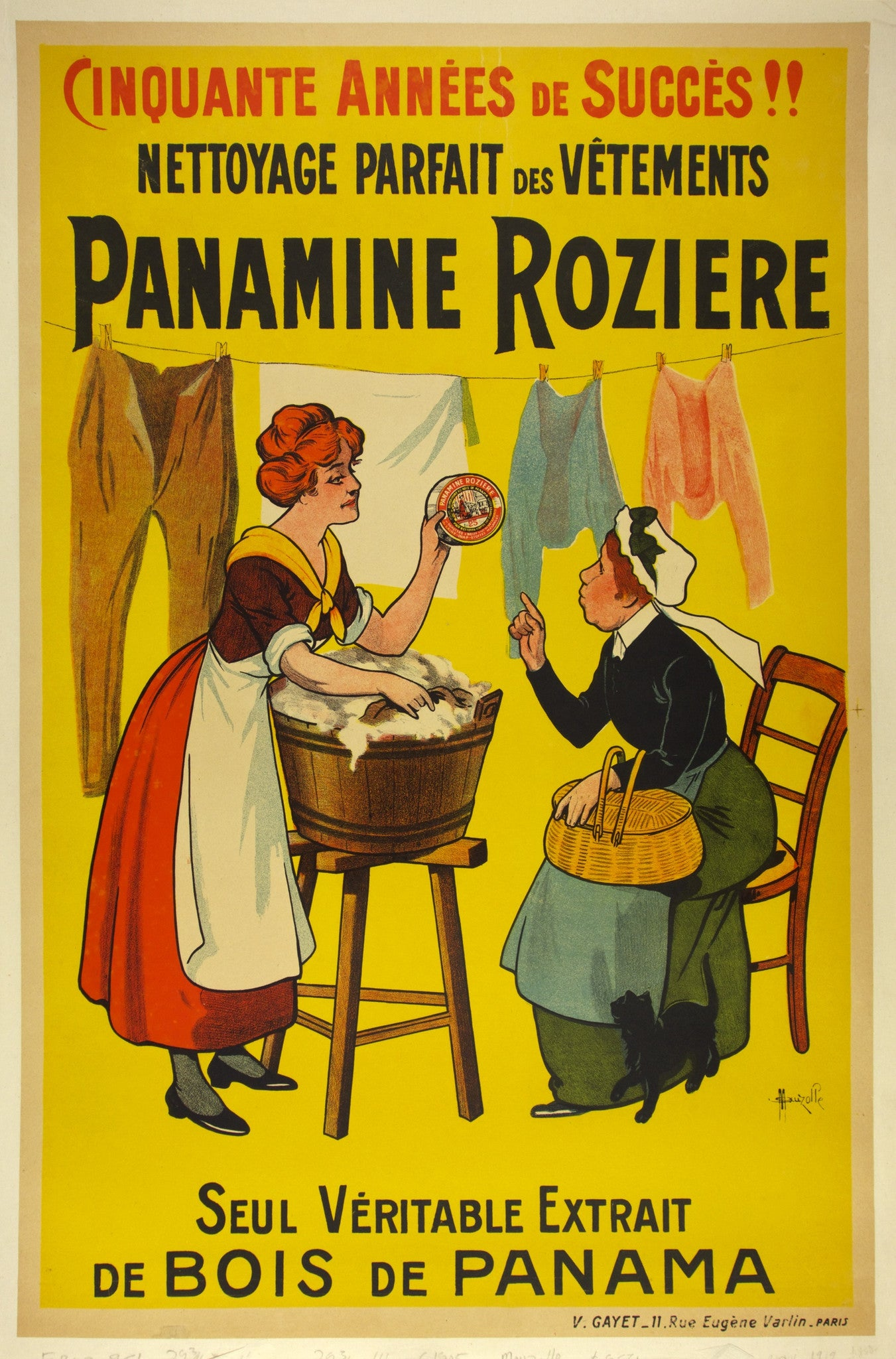 Panamine Roziere