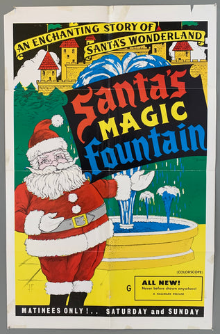 Santa's Magic Fountain