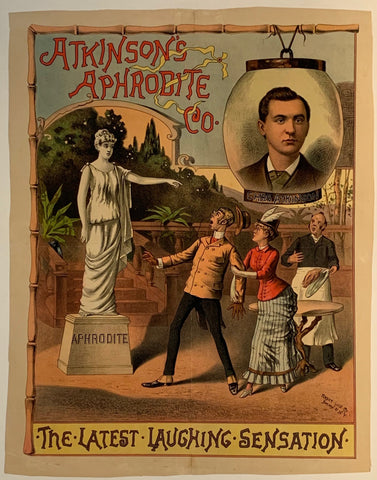 Atkinson's Aphrodite Co; The Latest Laughing Sensation