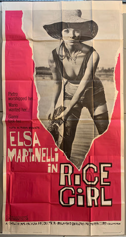 Elsa Martinelli in Rice Girl