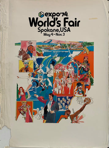 Worlds Fair Spokane USA