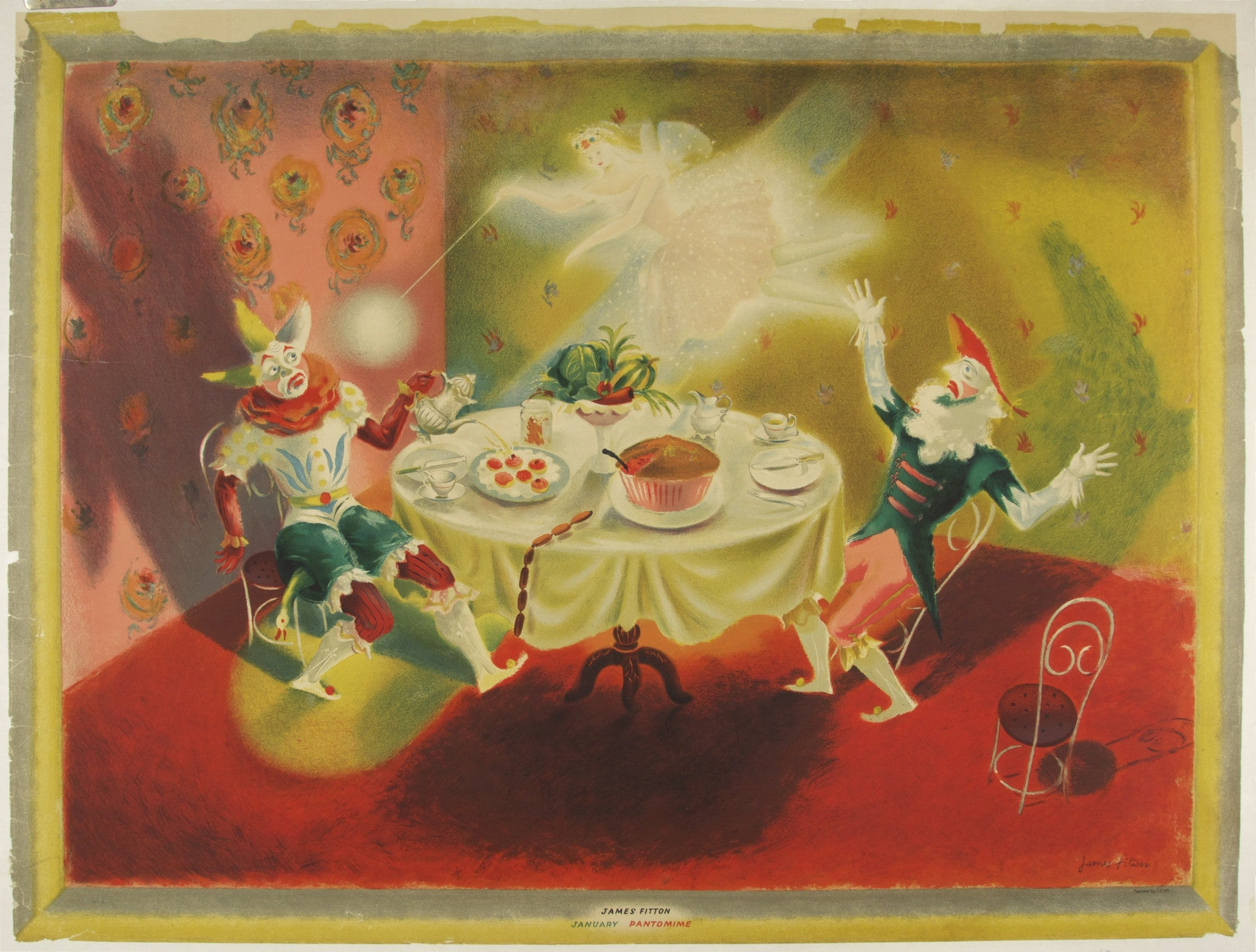 Clowns' Luncheon