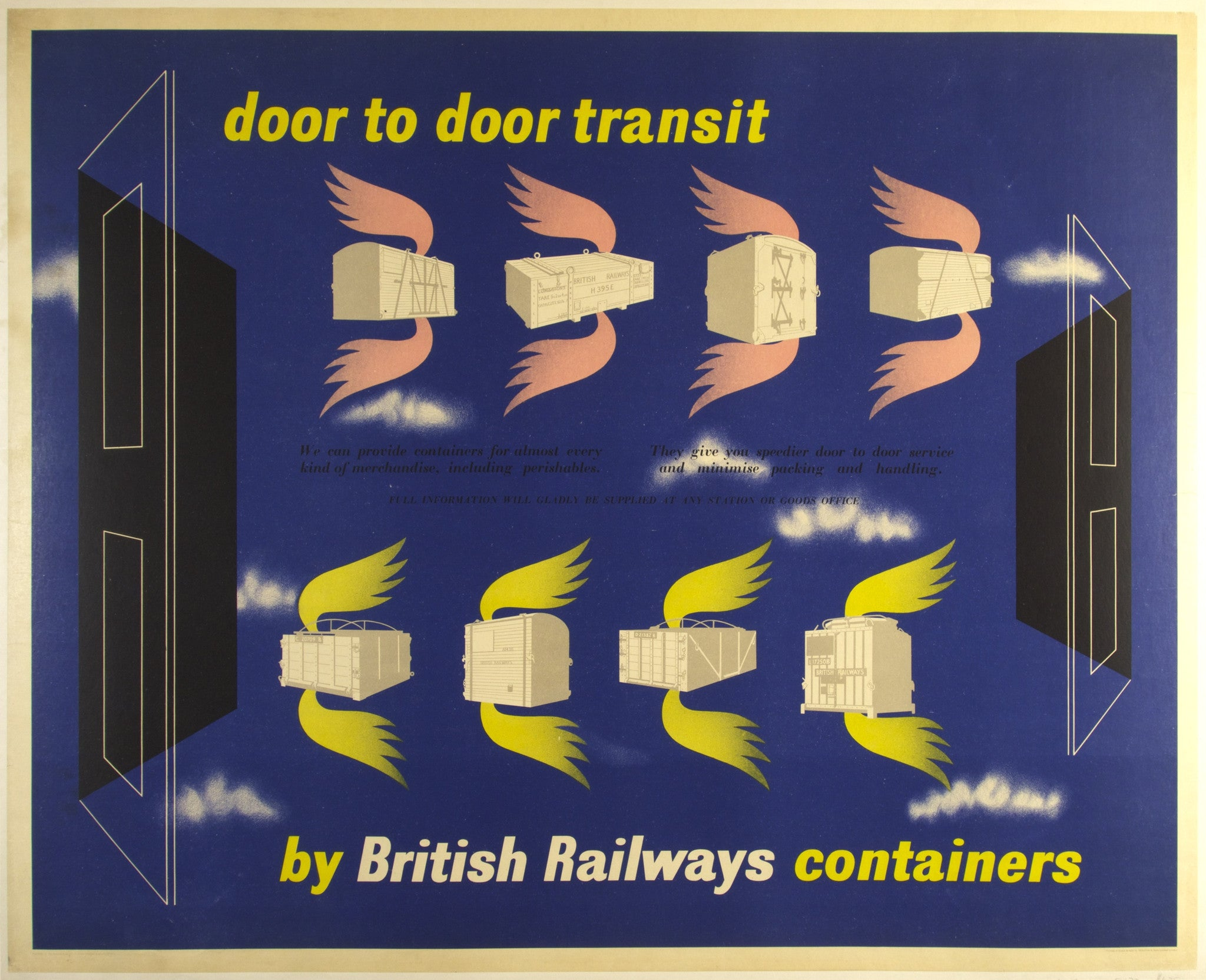 British Railways Containers