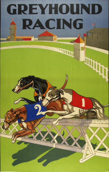 Greyhound Racing In Usa