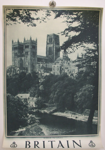 Britain, Durham Cathedral