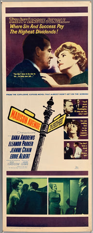Madison Avenue Poster