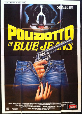 Poliziotto In Blue Jeans