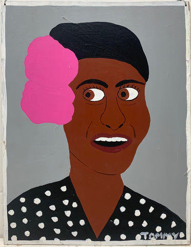 Billie Holiday #112 Tommy Cheng Painting