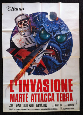 L'Invasione Marte Attacca Terra