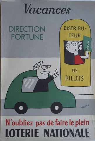 Loterie Nationale – Green Car