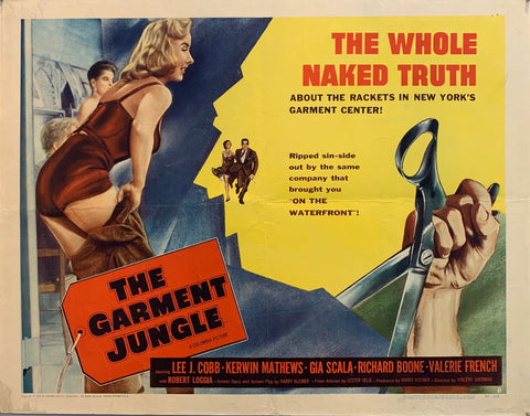 The Garment Jungle Film Poster