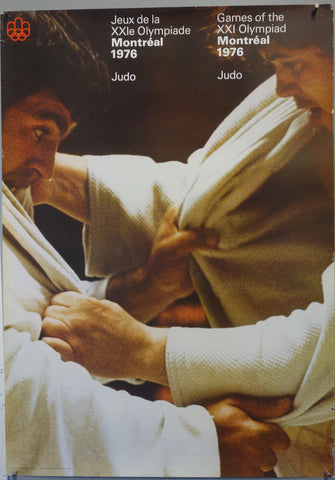 Games of the XXI Olympiad Montreal 1976 Judo