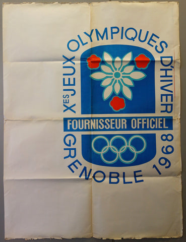 Xes Jeux Olympiques D'Hiver Grenoble 1969