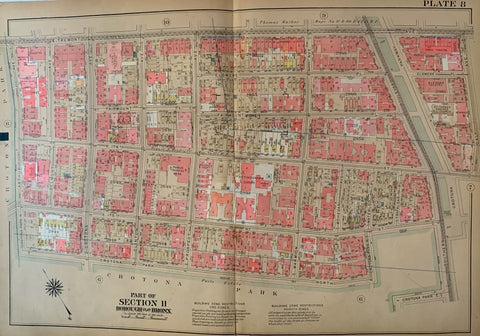 Atlas of the City of New York  Borough of the Bronx (Volume 2) 38