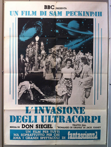 L'Invasione Degli Ultracorpi