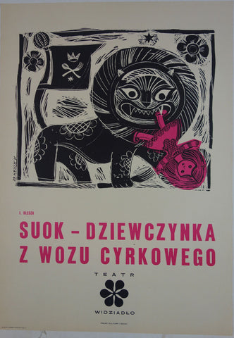 Polish theater/exhibition Posters