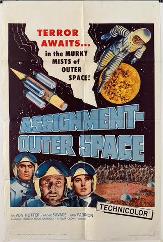 Assignment-Outer Space