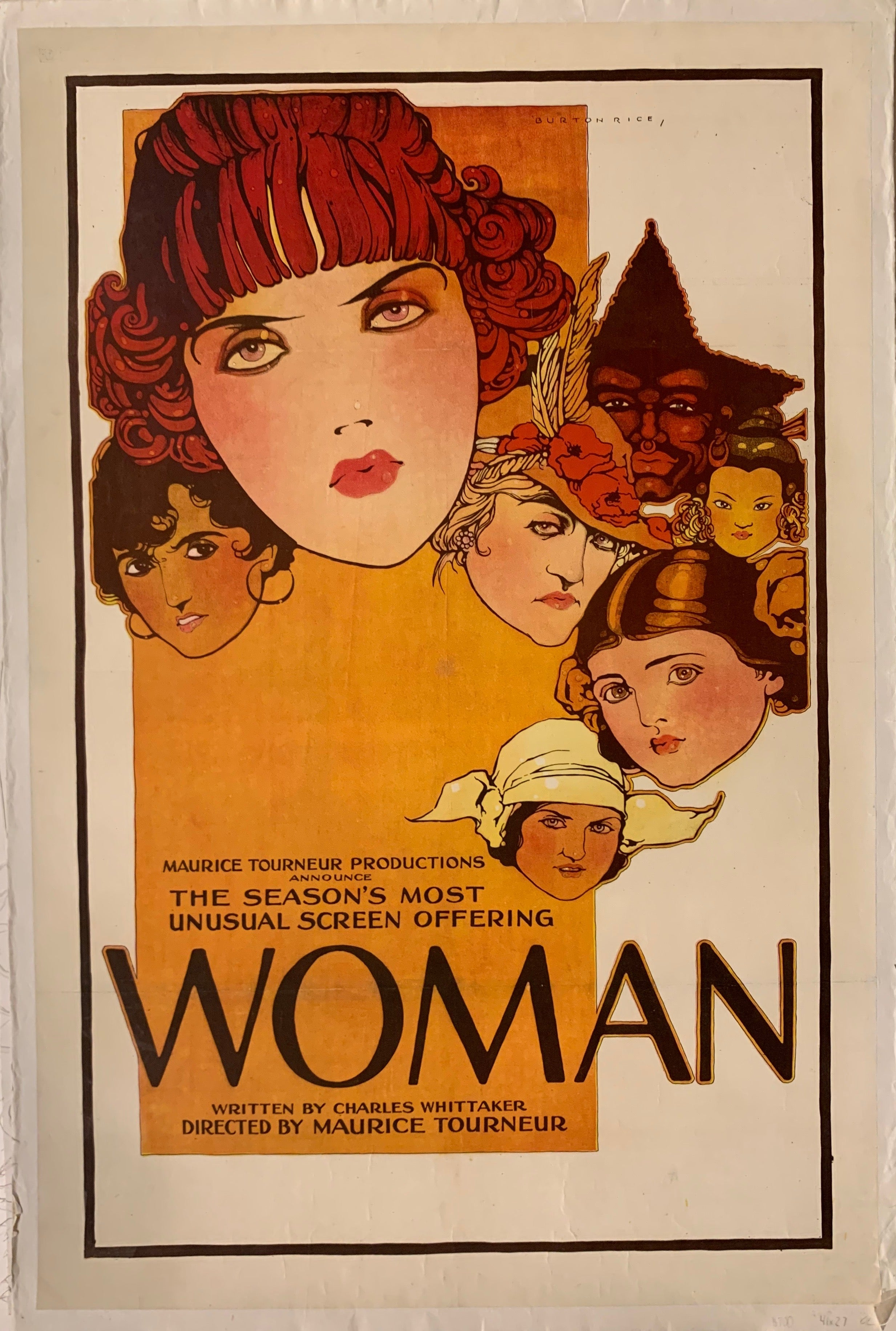 Woman Film Poster