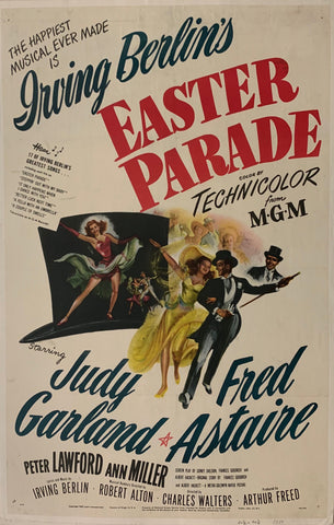 Easter Parade Film Poster