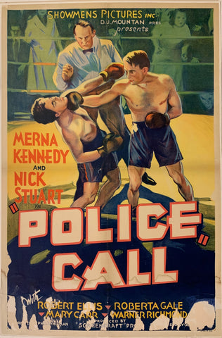 Police Call Film Poster