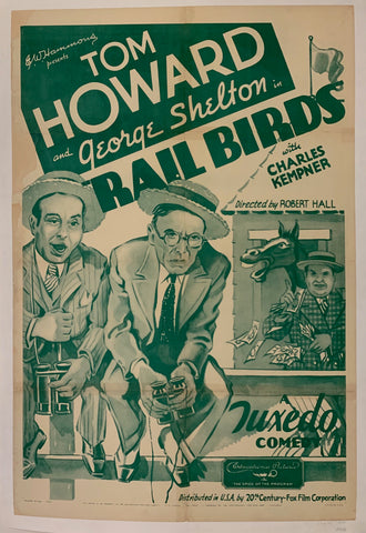 Rail Birds Film Poster