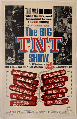 The Big TNT Show Film Poster