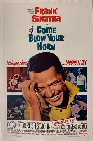Come Blow Your Horn Film Poster