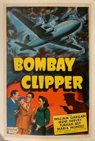 Bombay Clipper Film Poster