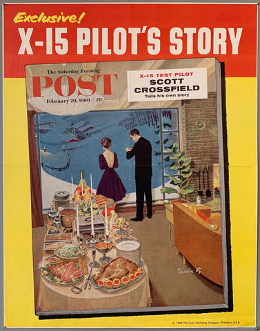 The Saturday Evening Post - February 20, 1960