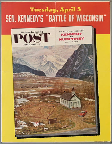 The Saturday Evening Post - April 2, 1960