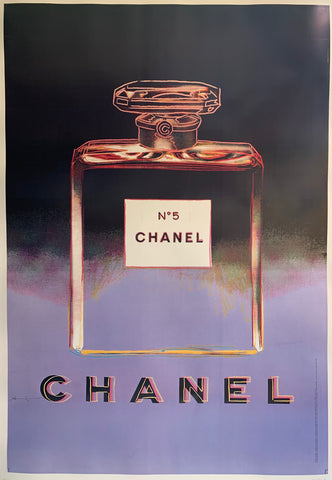Chanel No. 5 ℗( Purple and Black)