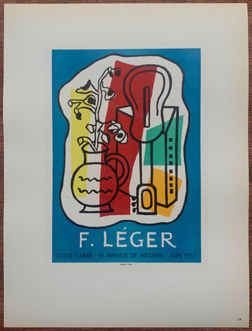 Leger Louis Carre #34