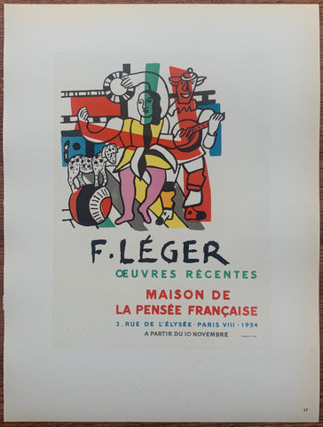 Leger Oeuvres Recentes #37