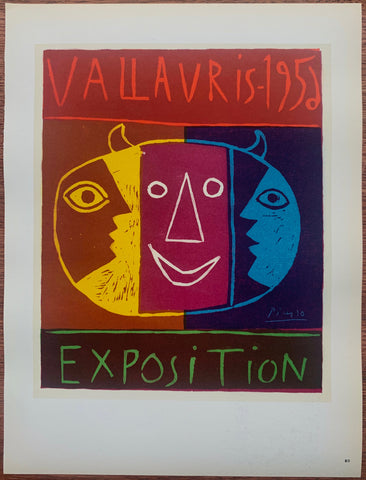 Picasso Exposition Vallauris #80