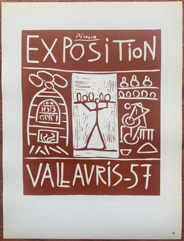 Picasso Exposition Vallauris #85