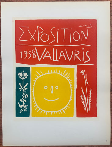 Picasso Exposition Vallauris #95