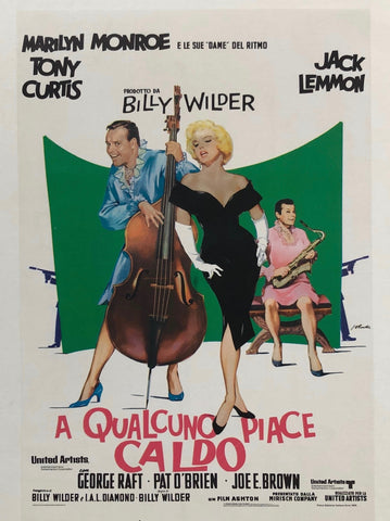 A Qualcuno Piace Caldo - Some Like It Hot