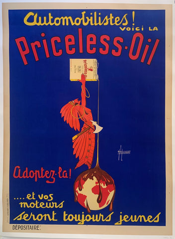 Priceless Oil