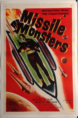 Missle Monsters