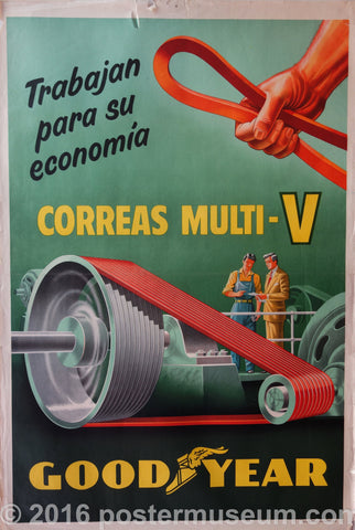 Correas Multi-V