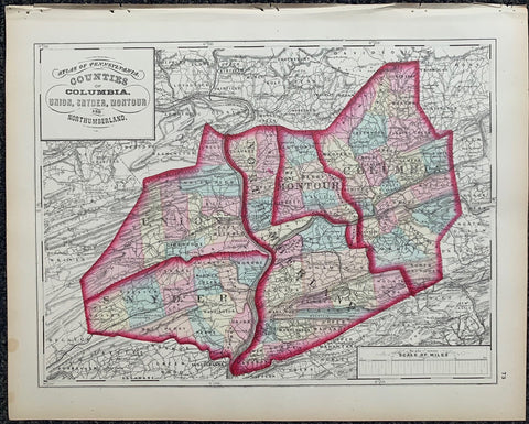 Atlas of Pennsylvania 9