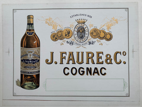 J. Faure & Co Cognac