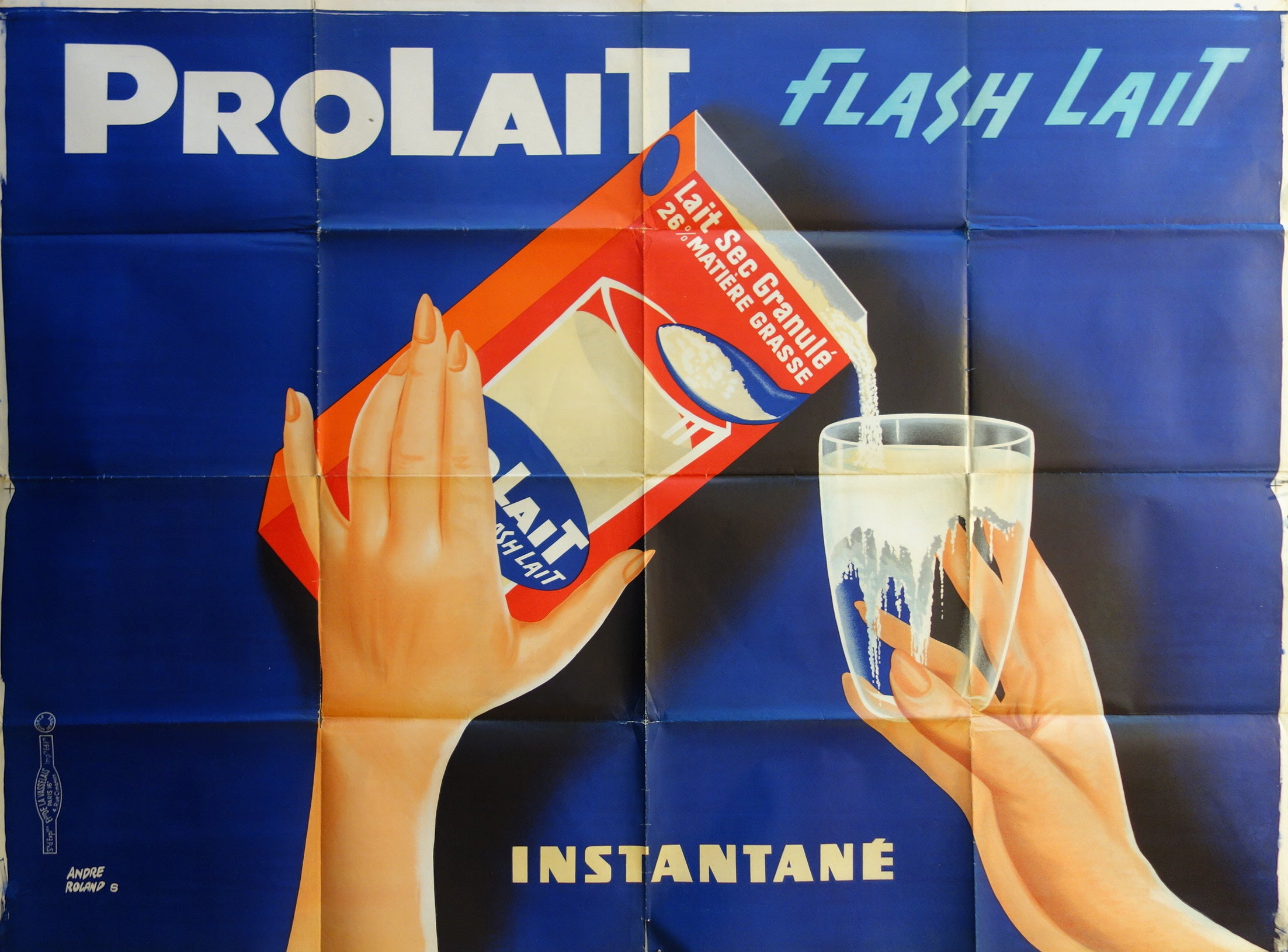 Prolait Flash Lait (blue)
