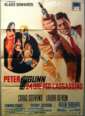 Peter Gunn 24 Ore per l'Assassino