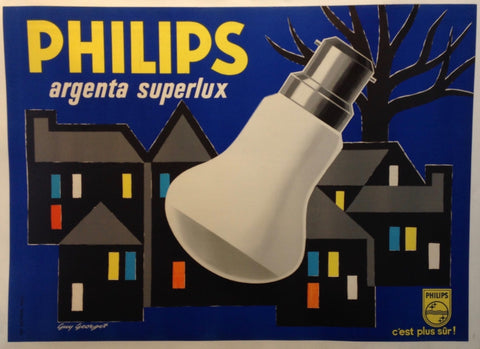 Philips Argenta Superlux