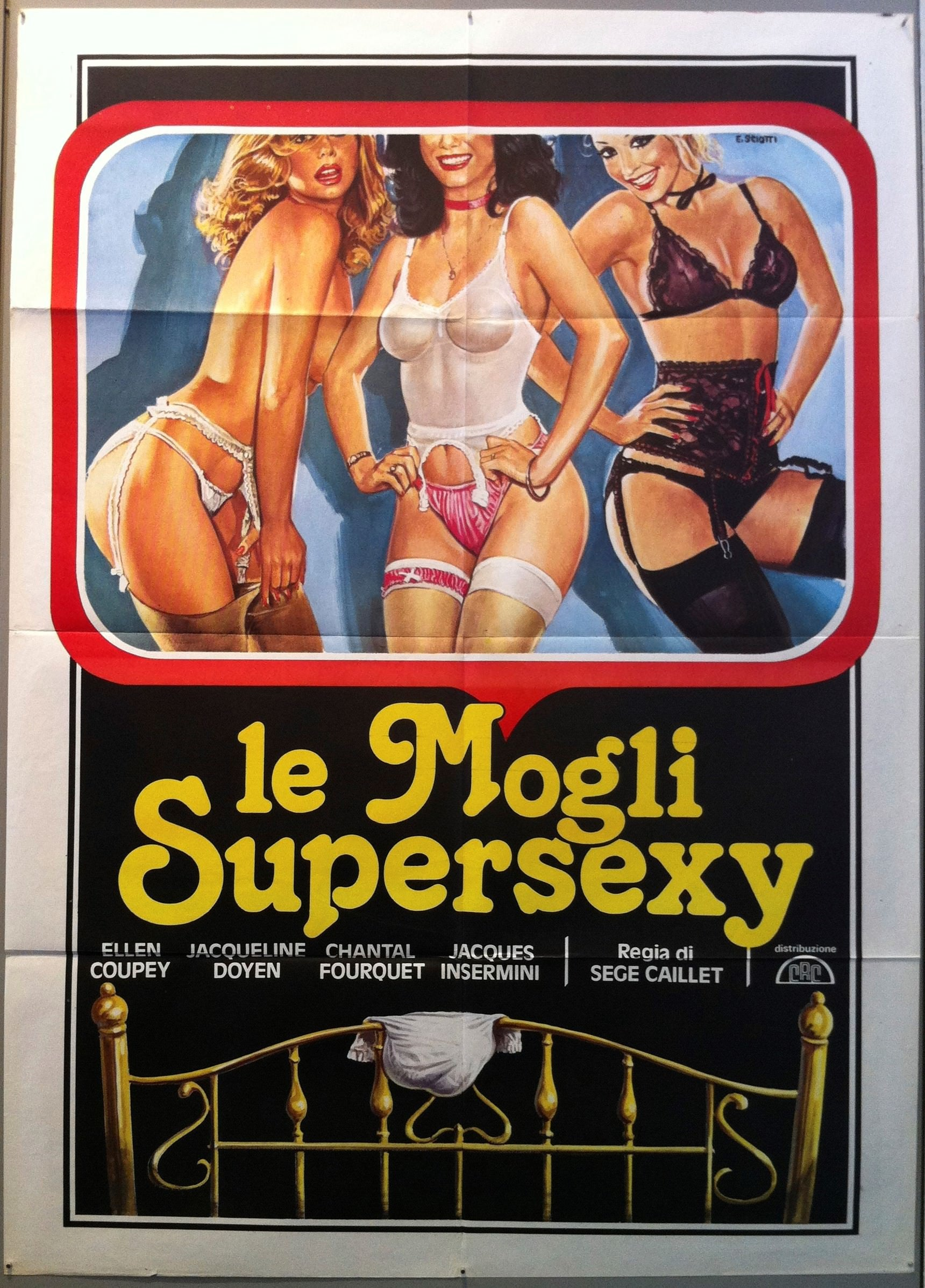 Le Mogli Supersexy