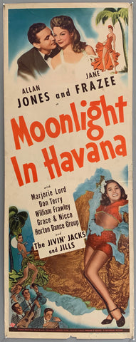 Moonlight in Havana Poster