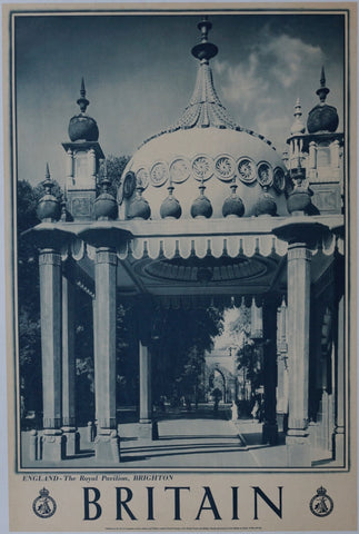 "Britain: ""England - The Royal Pavilion, Brighton"""